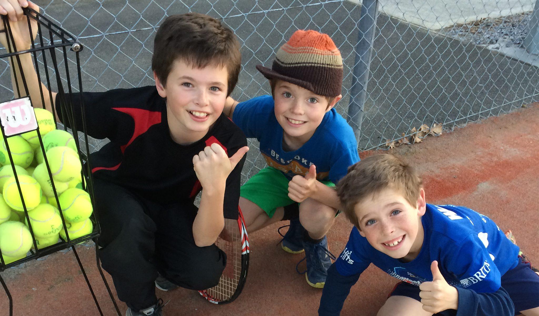 Tennis Gallery Website 4