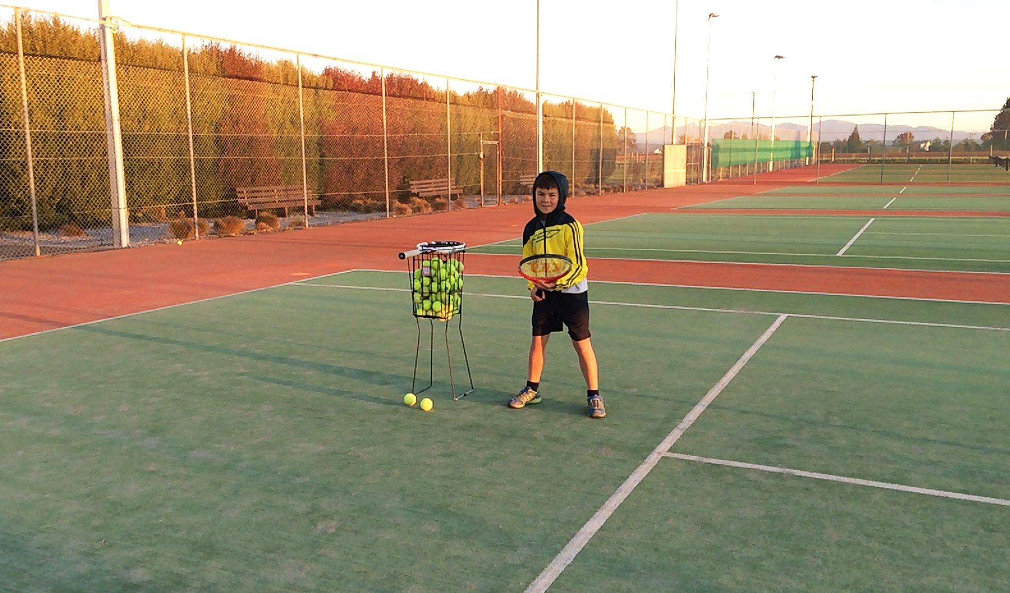 Tennis Gallery Website 6